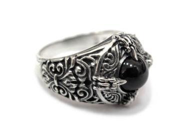 Перстень из серебра Zocalo TNR23-05